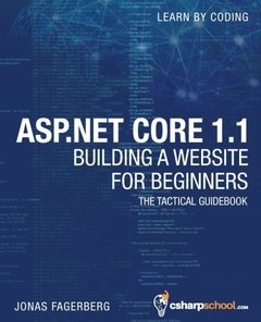 ASP.NET Core 1.1 For Beginners: How To Build a MVC Website-cover