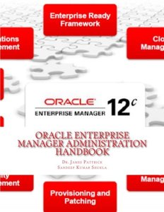 Oracle Enterprise Manager Administration Handbook-cover