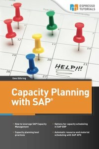 Capacity Planning with SAP-cover