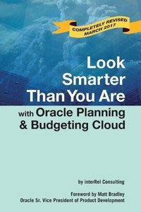 Look Smarter Than You Are with Oracle Planning and Budgeting Cloud-cover