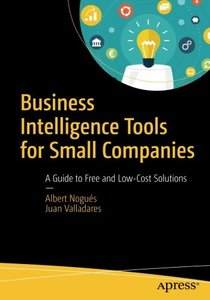 Business Intelligence Tools for Small Companies: A Guide to Free and Low-Cost Solutions-cover