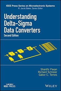 Understanding Delta-Sigma Data Converter, 2/e (Hardcover)-cover