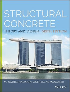 Structural Concrete: Theory and Design, 6/e (Hardcover)-cover