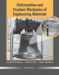 Deformation and Fracture Mechanics of Engineering Materials, 5/e (Hardcover)-cover
