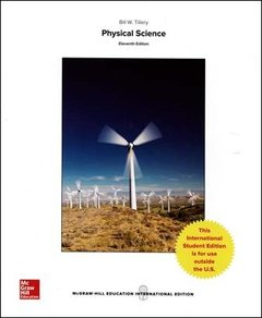 Physical Science, 11/e (IE-Paperback)-cover