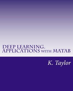 DEEP LEARNING. APPLICATIONS with MATAB-cover