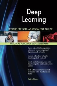 Deep Learning Complete Self-Assessment Guide-cover