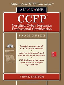 CCFP Certified Cyber Forensics Professional All-in-One Exam Guide-cover