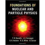 Foundations of Nuclear and Particle Physics (Hardcover)-cover