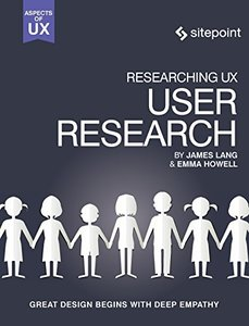 Researching UX: User Research-cover