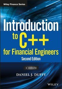 Introduction to C++ for Financial Engineers (The Wiley Finance Series)-cover