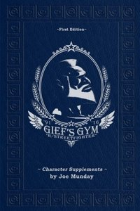 Gief's Gym: Character Supplements-cover