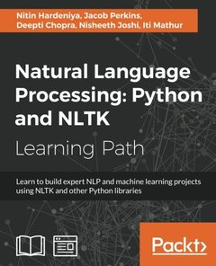 Natural Language Processing: Python and NLTK-cover