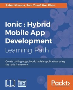 Ionic : Hybrid Mobile App Development-cover