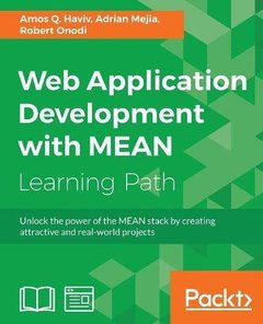 Web Application Development with MEAN-cover