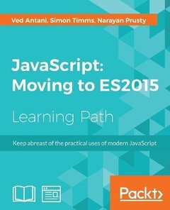 JavaScript: Moving to ES2015-cover