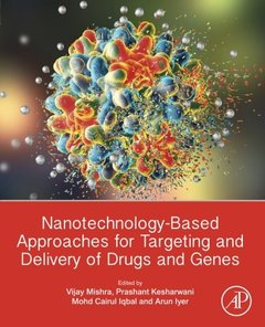Nanotechnology-Based Approaches for Targeting and Delivery of Drugs and Genes-cover