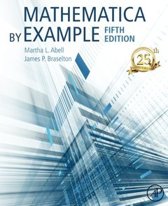 Mathematica by Example, Fifth Edition (美國原版)-cover