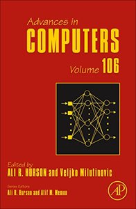 Advances in Computers, Volume 106-cover