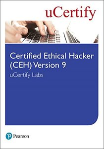 Certified Ethical Hacker (CEH) Version 9 uCertify Labs Access Card (2nd Edition) (Certification Guide)-cover