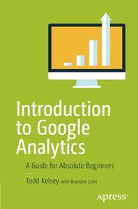 Introduction to Google Analytics: A Guide for Absolute Beginners-cover