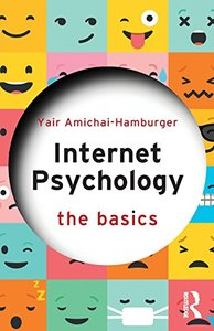 Internet Psychology: The Basics-cover