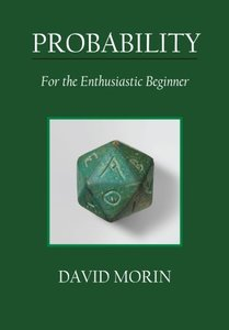 Probability: For the Enthusiastic Beginner 1st Edition-cover
