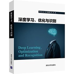 深度學習、優化與識別 (Deep Learning,Optimization and Recognition)-cover
