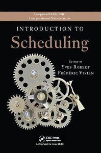 Introduction to Scheduling (Chapman & Hall/CRC Computational Science)-cover