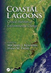 Coastal Lagoons: Critical Habitats of Environmental Change (CRC Marine Science)-cover