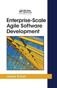 Enterprise-Scale Agile Software Development (Applied Software Engineering Series)-cover