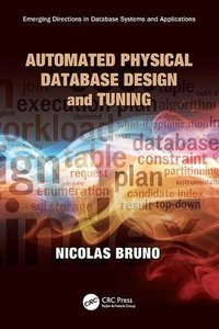 Automated Physical Database Design and Tuning-cover
