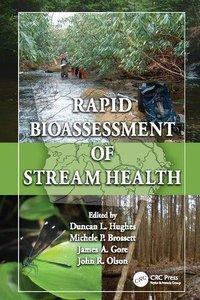 Rapid Bioassessment of Stream Health-cover