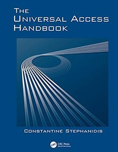 The Universal Access Handbook (Human Factors and Ergonomics)-cover