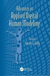 Advances in Applied Digital Human Modeling (Advances in Human Factors and Ergonomics Series)-cover