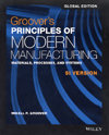 Groover's Principles of Modern Manufacturing SI, 6/e (Paperback)-cover