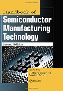 Handbook of Semiconductor Manufacturing Technology, 2/e-cover