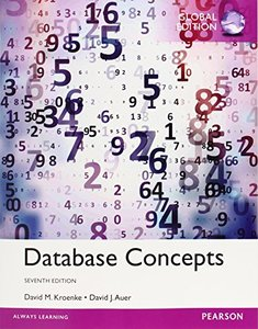 Database Concepts GE 7/e-cover