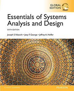 Essentials of Systems Analysis and Design GE 6/e-cover
