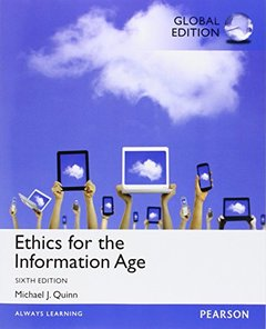 Ethics for the Information Age GE 6/e-cover