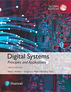 Digital Systems: Principles and Applications, 12/e (GE-Paperback)-cover