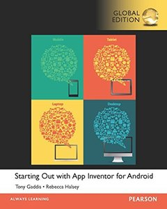 Starting Out With App Inventor for Android GE