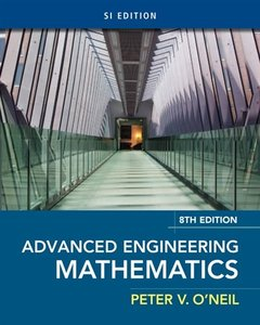 Advanced Engineering Mathematics, 8/e (SI Edition)(Paperback)-cover