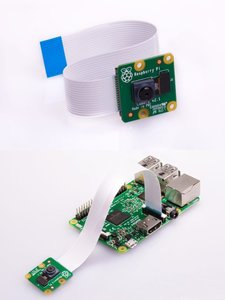 UK製 Raspberry Pi Camera Module (V2)-cover