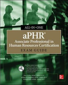 aPHR Associate Professional in Human Resources Certification All-in-One Exam Guide (Certification & Career - OMG)-cover
