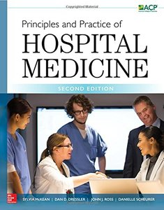 Principles and Practice of Hospital Medicine, Second Edition -cover