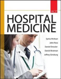 Principles and Practice of Hospital Medicine-cover
