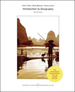 Introduction to Geography, 15/e (IE-Paperback)