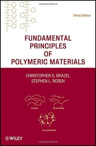 Fundamental Principles of Polymeric Materials, 3/e (Hardcover)-cover