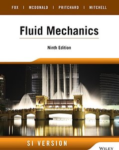Fluid Mechanics SI, 9/e (Paperback)-cover